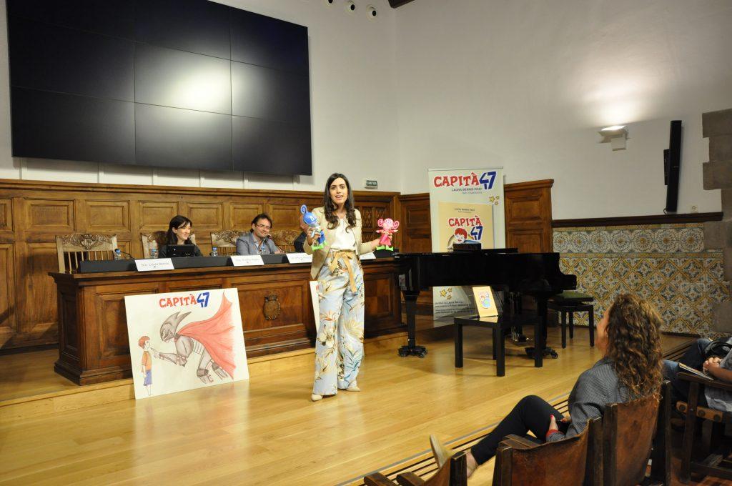 Presentació Capità 47 - IEI - Laura Bernis