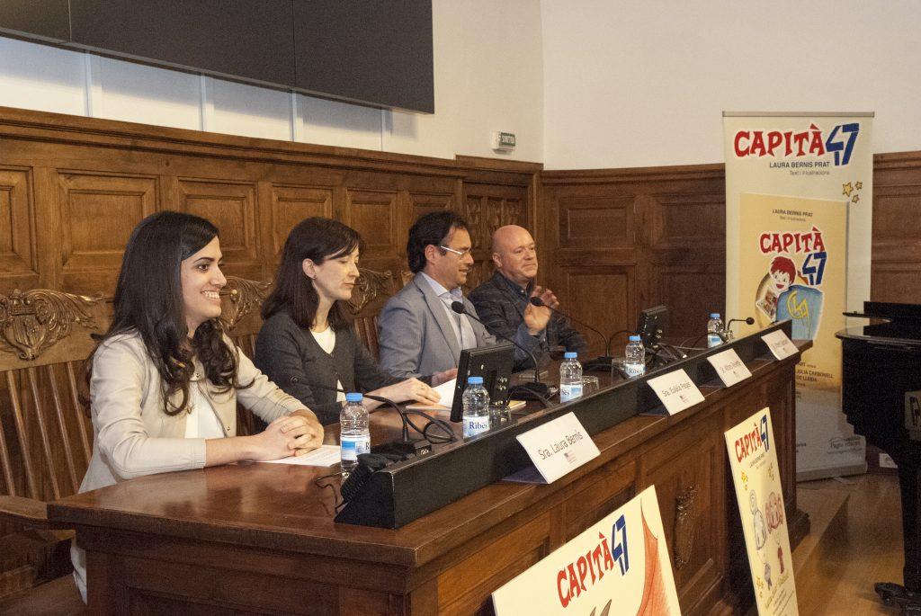 Presentació Capità 47 - IEI - Taula Laura Bernis